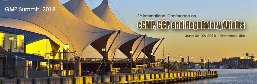 - GMP Summit 2018