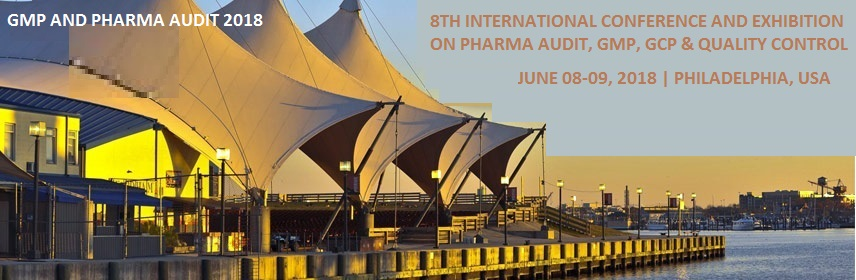 - GMP and Pharma Audit 2018