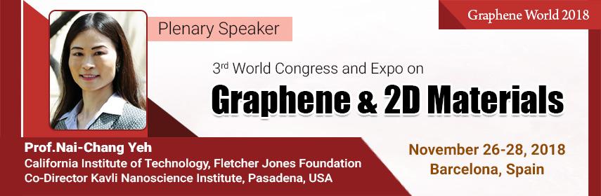 - Graphene World 2018