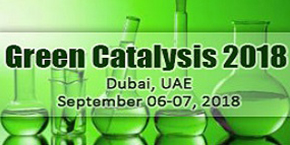 Annual Conference on Green Catalysis and Sustainable Energy , Dubai,UAE