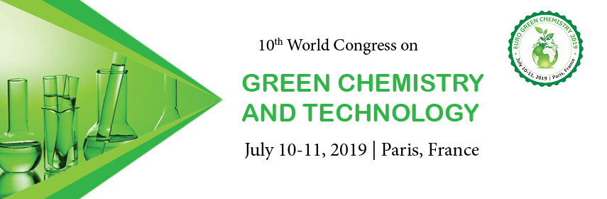 - Euro Green Chemistry 2019