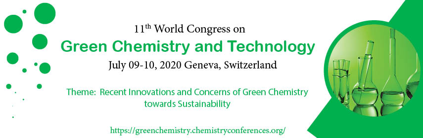 - Euro Green chemistry 2020