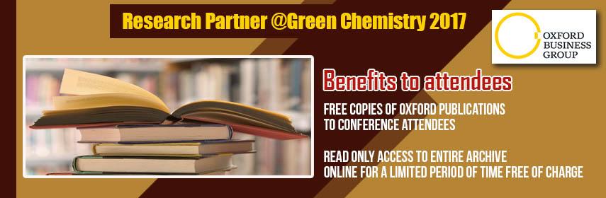 - Green Chemistry 2017