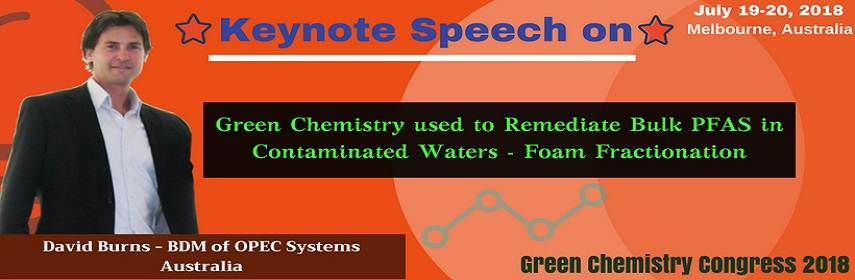 - Green Chemistry Congress 2018