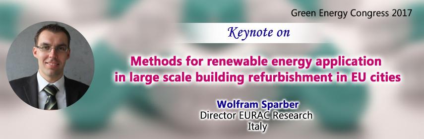 - Green Energy Congress 2017