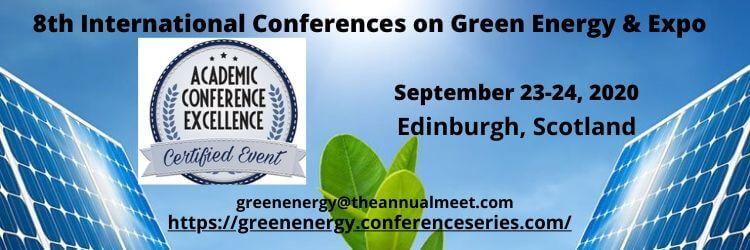 - Green Energy 2020