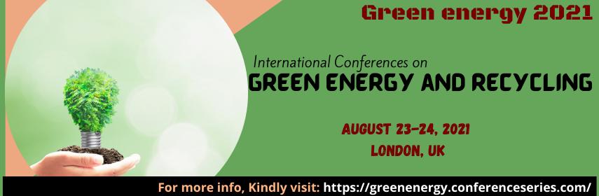 - Green Energy 2021