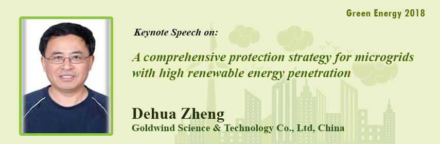 - Green Energy 2018