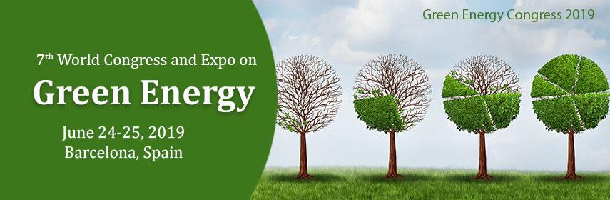 - Green Energy Congress 2019
