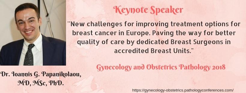 - Gynecology and Obstetrics Pathology 2018