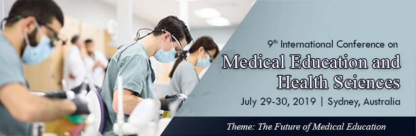 - Medical Education Summit 2019