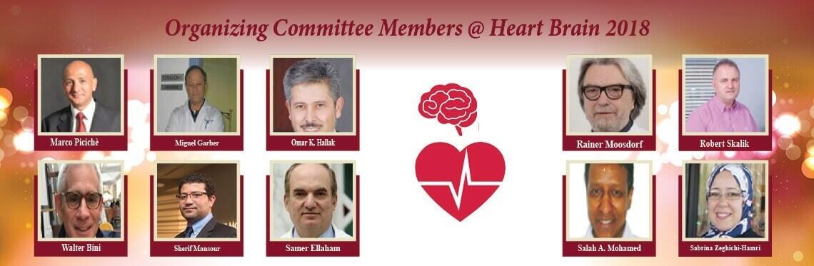 OCM at Heart Brain 2018 - Heart Brain 2018