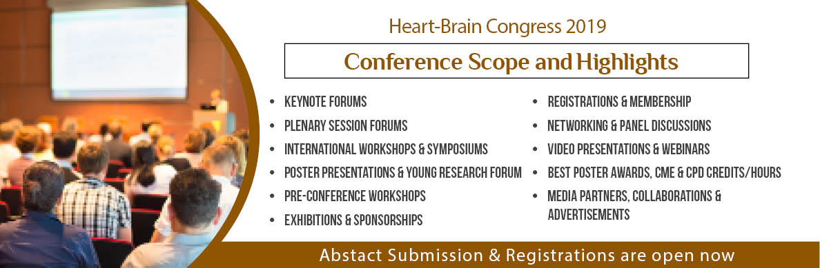 - Heart Brain Congress 2019