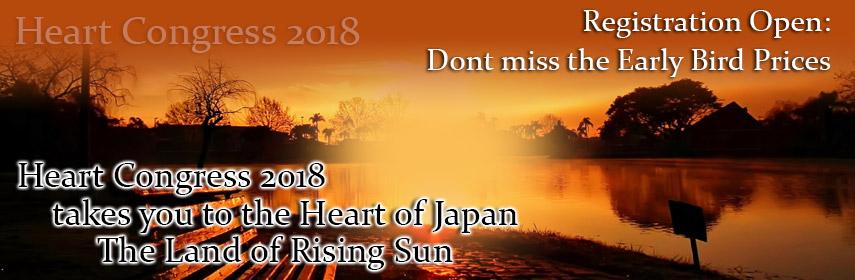 - Heart Congress 2018