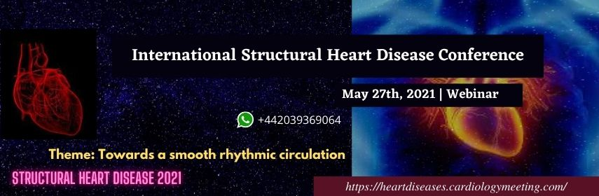 - STRUCTURAL HEART DISEASE 2021