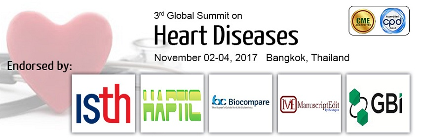 - Heart Diseases Summit 2017