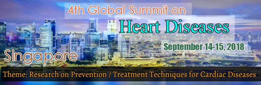 Cardiology Conferences - Heart Diseases Summit 2018