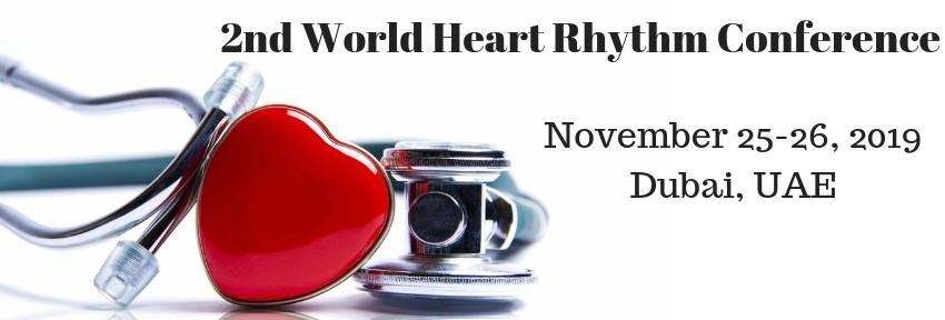 2nd World Heart Rhythm Conference- Banner 1 - Heart Rhythm 2019