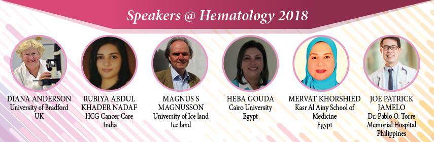 - Hematology 2018