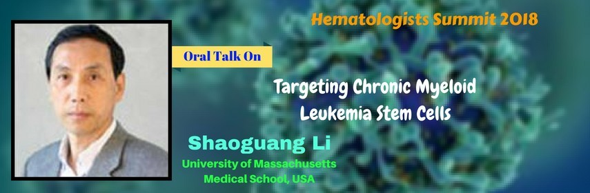 - Hematologists summit 2018