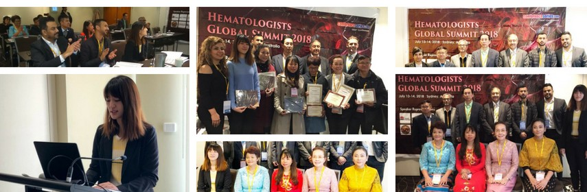 - Hematologists Summit 2019