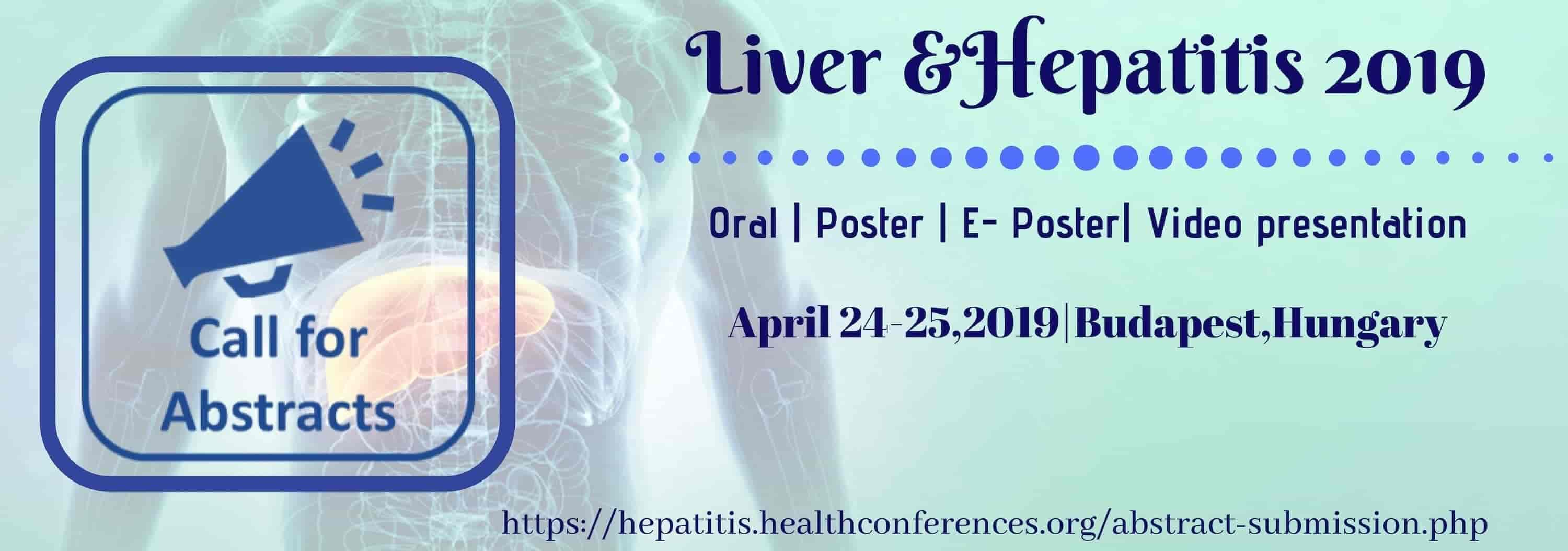 - Liver and Hepatitis 2019