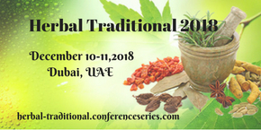 International Conference on Herbal & Traditional Medicine , Dubai,UAE