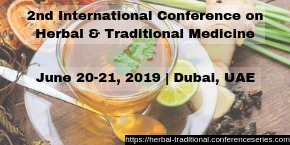 2nd International Conference on Herbal & Traditional Medicine , Dubai,UAE