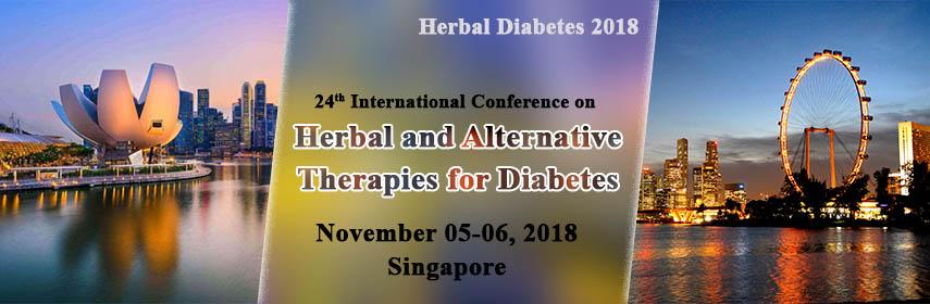 - Herbal Diabetes 2018