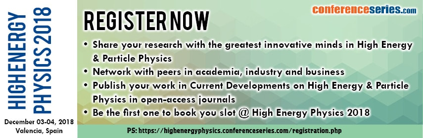 - High Energy Physics 2018