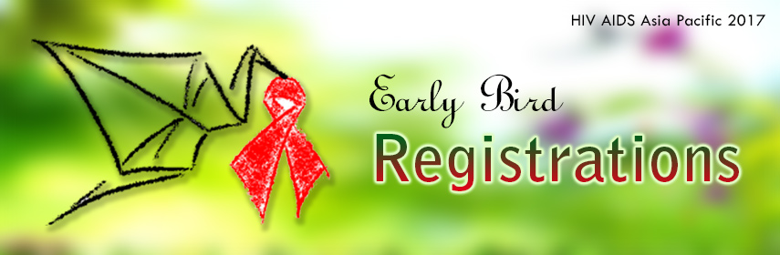 Register - HIV/AIDS Asia pacific 2018
