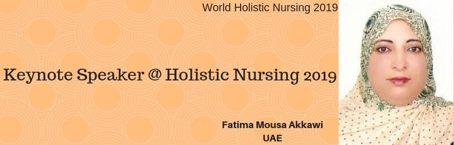- World Holistic Nursing 2019