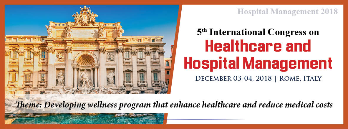 - Hospital Management Congress 2018