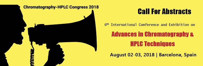 - Chromatography-HPLC Congress 2018