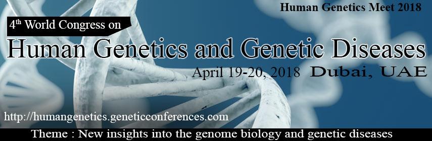 - Human Genetics Meet 2018