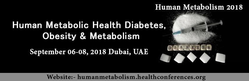 - Human Metabolism 2018