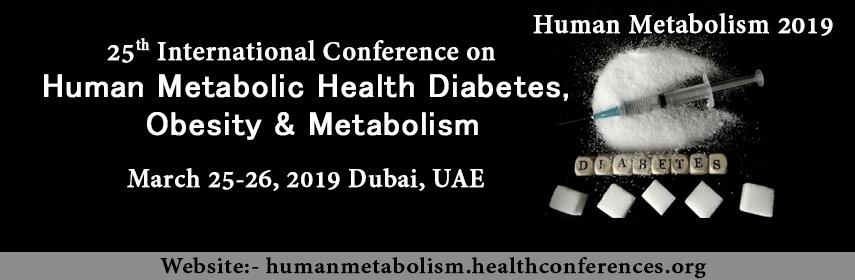 - Human Metabolism 2019