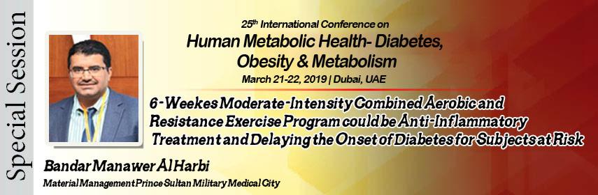 Human Metabolism 2019_Dubai Metabolism Events - Human Metabolism 2019