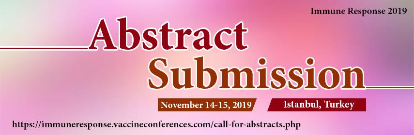 Immune-Response-2019-Vaccine conferences-Immunology conferences-Turkey - Immune Response 2019