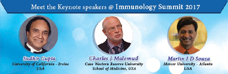 - Immunology Summit-2017