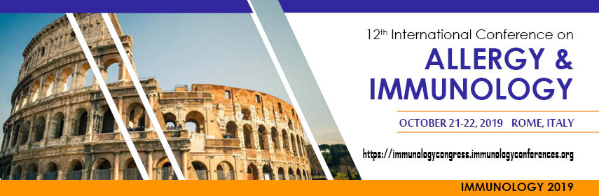Immunology Congress | Allergy Conferences | Immunogenetics