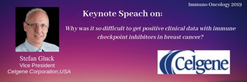 - Immuno Oncology 2019