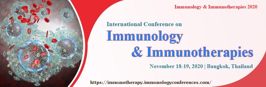 - Immunology & Immunotherapies 2020