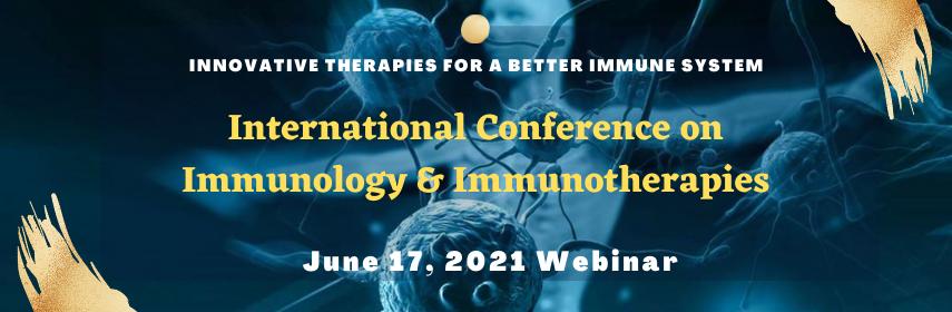- Immunology & Immunotherapies 2021