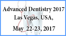 Advanced Dentistry Conference