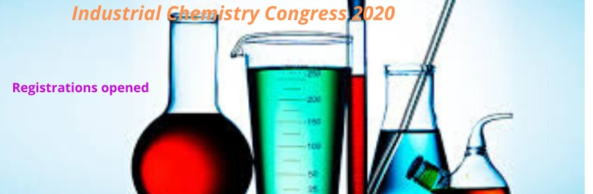 - Industrial Chemistry Congress 2020