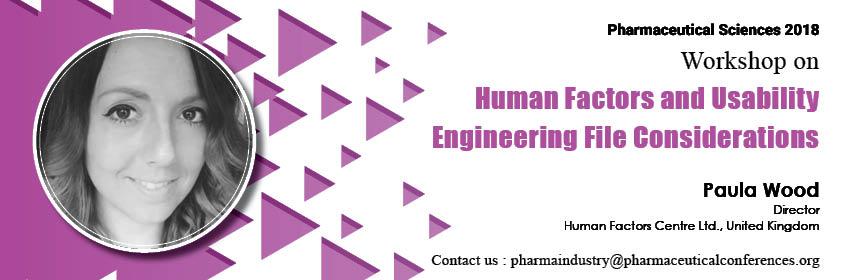 - Pharmaceutical Sciences 2018