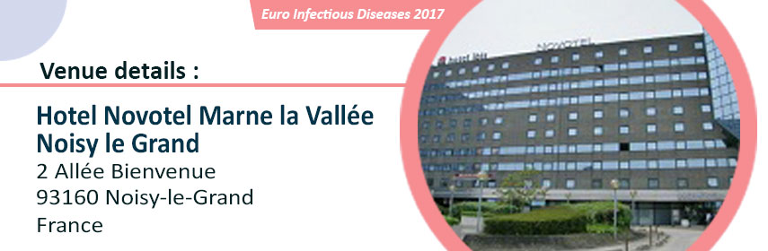 - Euro Infectious Diseases 2017
