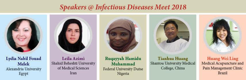 - Infectious Diseases Meet 2018