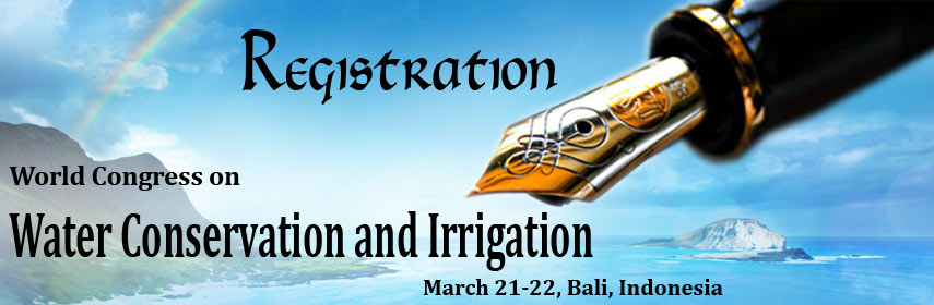 - Irrigation Congress 2018